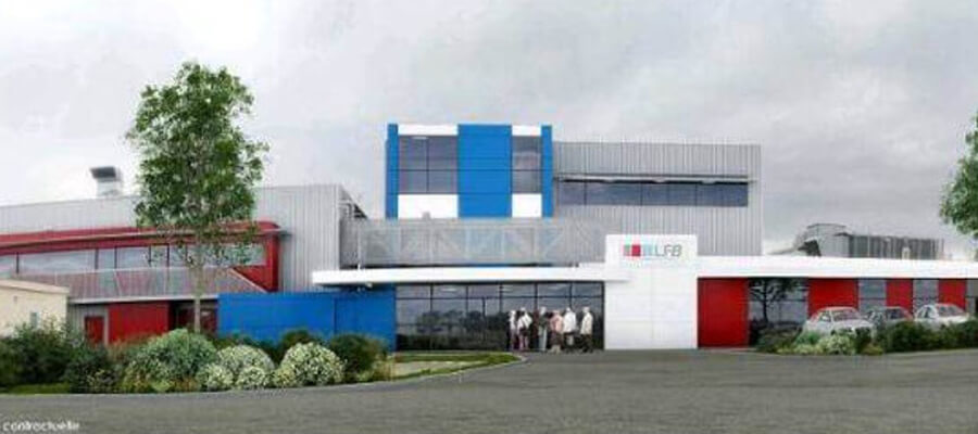 Une usine innovante